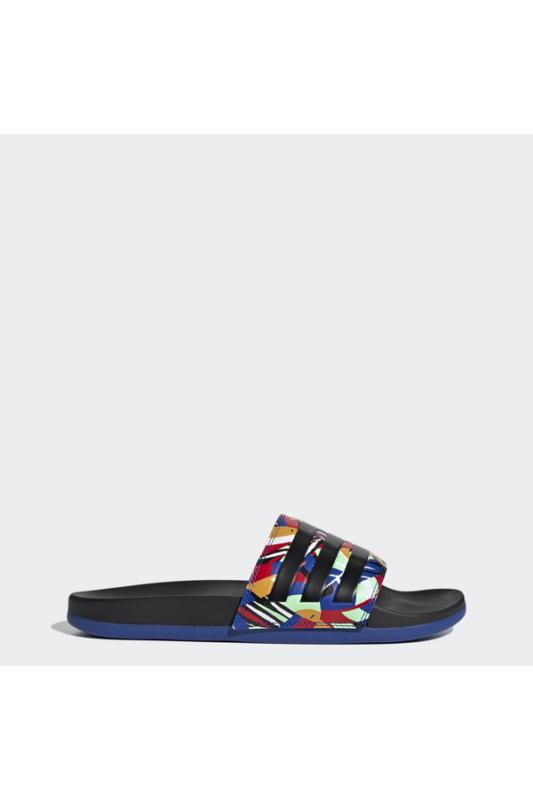 Adidas Női Papucs - szandál, Fekete Adilette comfort, FW7255-7