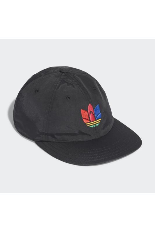 Adidas Férfi Baseball sapka, Fekete 3d adicolor cap, GD4510-OSFW