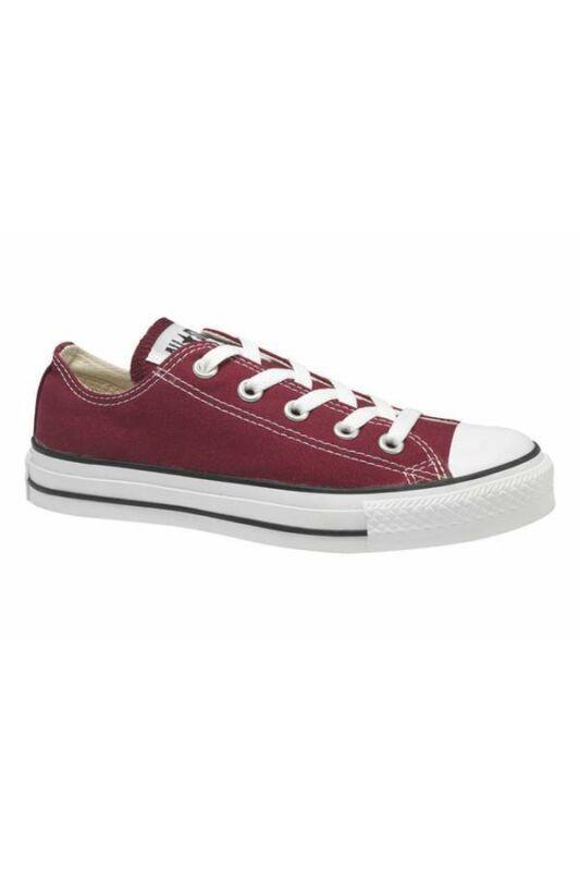 Converse Unisex Utcai cipő, Bordó Chucktaylorallstar, M9691C-10,5