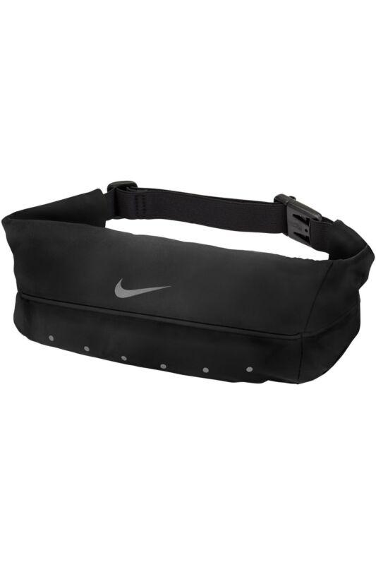 Nike Unisex Övtáska, Fekete Nike expandable waistpack, N.000.2364.082-OS