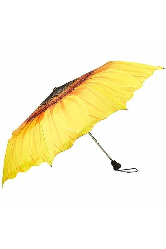 Esernyő /UV szűrős napernyő - von Lilienfeld Napraforgó - automata összecsukható