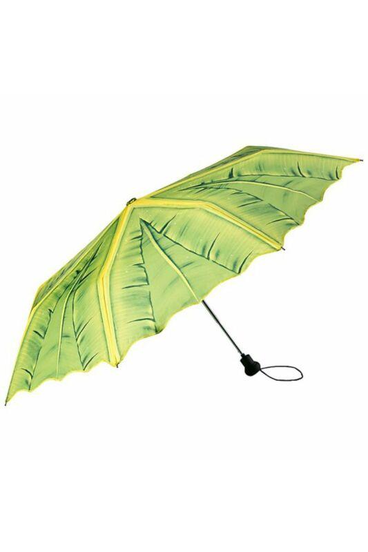 Esernyő /UV szűrős napernyő - von Lilienfeld Pálmalevelek - automata összecsukható