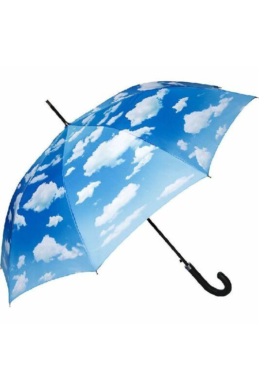 Nyári égbolt - UV szűrős - automata hosszúnyelű esernyő / napernyő - von Lilienfeld