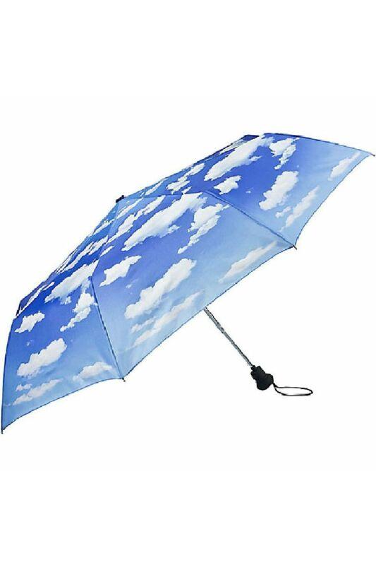 Nyári égbolt - UV szűrős - automata összecsukható esernyő / napernyő - von Lilienfeld