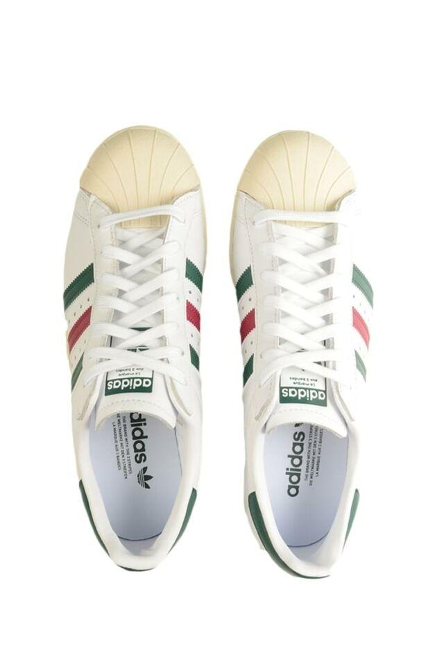 Adidas ORIGINALS Férfi Utcai cipö, fehér SUPERSTAR 80s, CQ2654