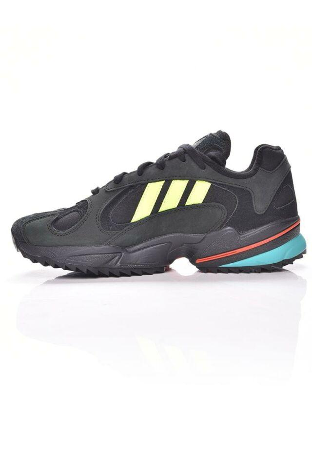 Adidas ORIGINALS YUNG 1 fekete Utcai cipö