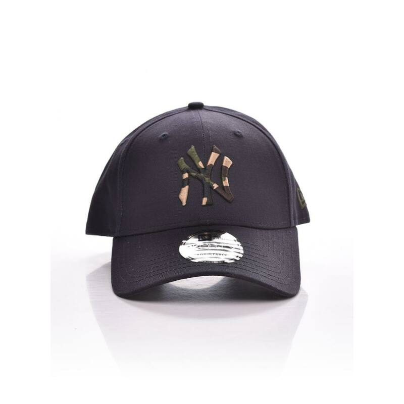 New Era Unisex Baseball sapka, Kék CAMO INFILL 9FORTY NEW YORK YANKEES, 60112620