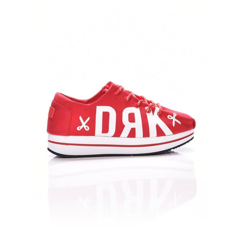 Dorko Női Utcai cipő, Piros Geisha 2, DS1903_____0600