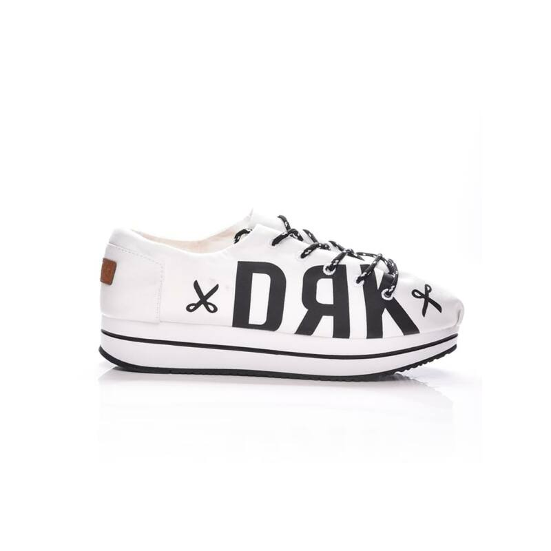 Dorko Női Utcai cipő, Fehér GEISHA 2, DS1968_____0100