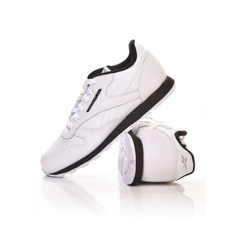 Reebok Kamasz lány Utcai cipő, Fehér CLASSIC LEATHER, EH1961