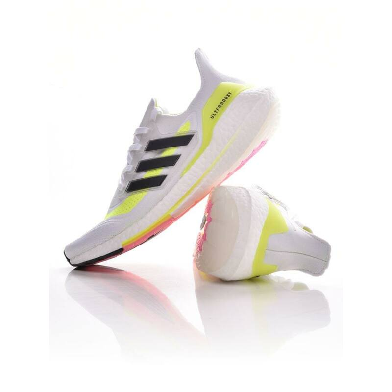 Adidas PERFORMANCE Férfi Futó cipő, Fehér ULTRABOOST 21, FY0377