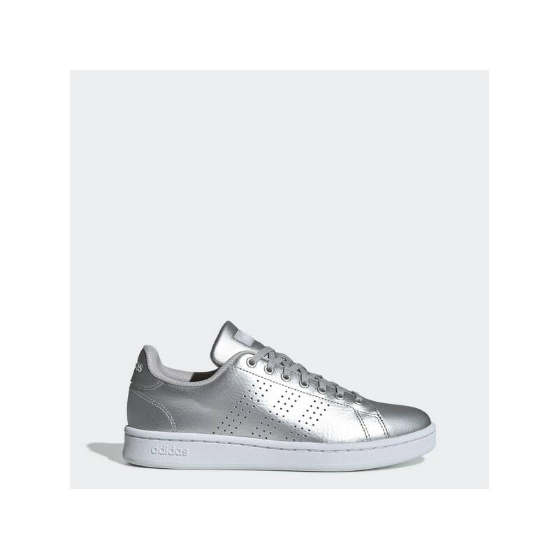 Adidas Női Utcai cipő, Ezüst Advantage, EE8197-4