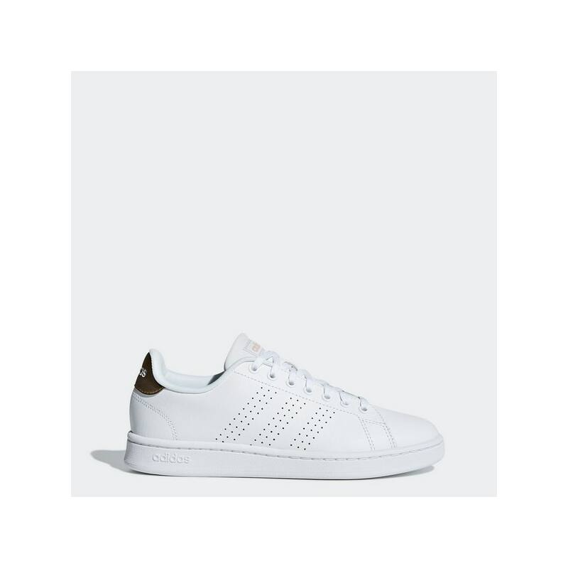 Adidas Női Utcai cipő, Fehér Advantage, F36223-4