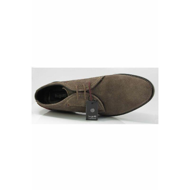 1324f3030a Bugatti 44-es cipő, férfi, barna,velúr bőr, shock absorber U3507-3 ...