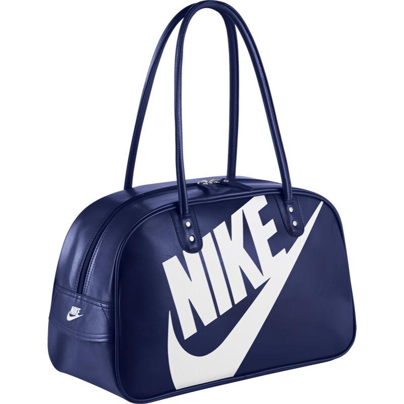 Nike Heritage SI Shoulder Club kék válltáska BA4269-421 - Női válltáska de9facb732